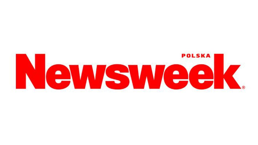 Logo Newsweek Polska
